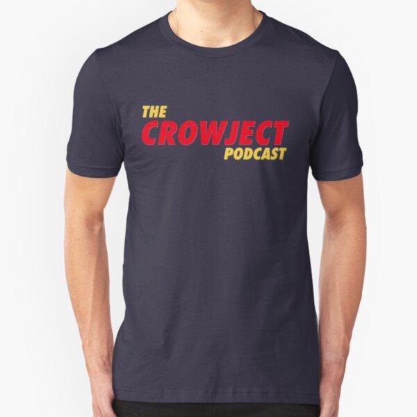 Crowject Tees & Hoodies Slim Fit T-Shirt