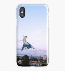 Latios blue sky iPhone Case