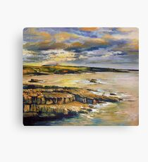 Mullaghmore County Sligo Canvas Print