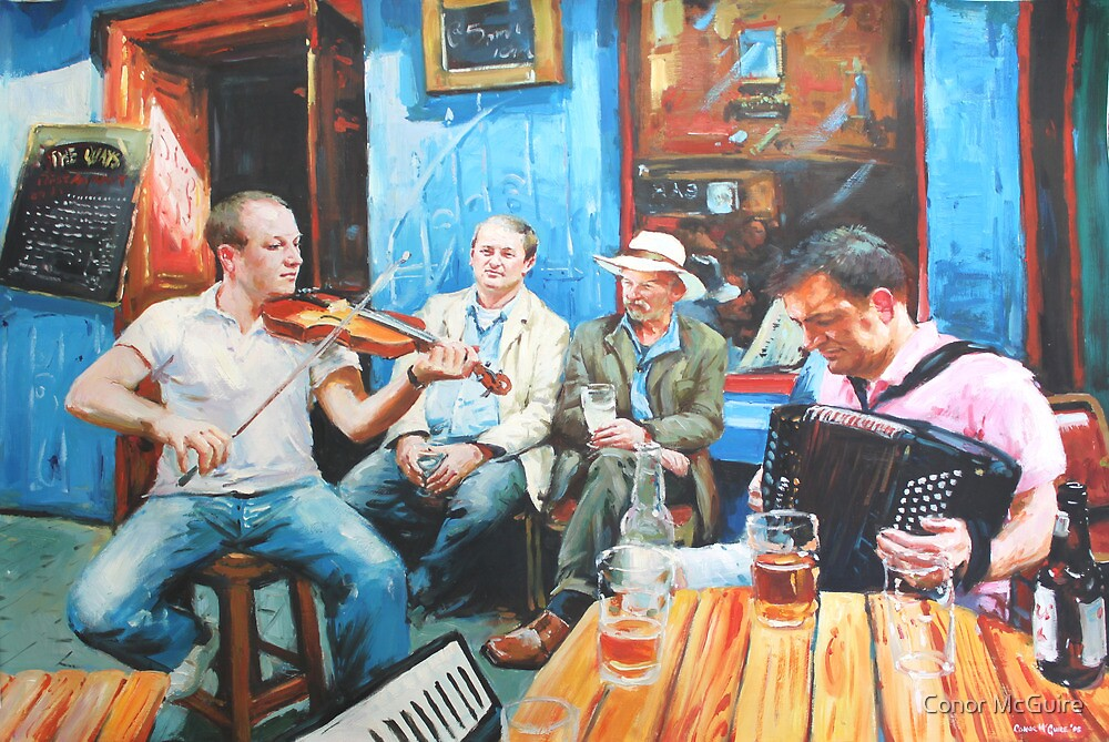 The Quay Players by conchubar