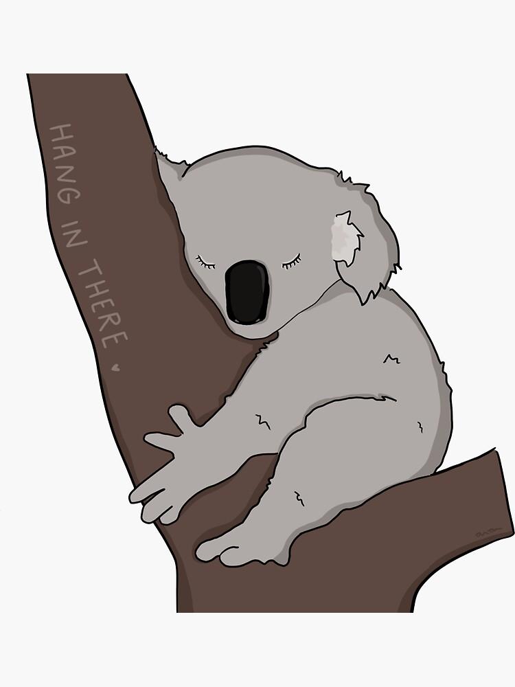 Salva a los koalas (gris) de monicam11