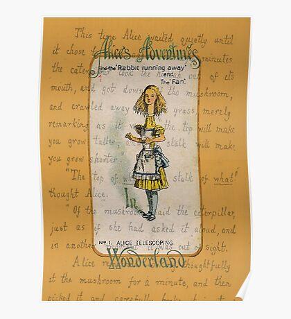 Alice Telescoping Poster