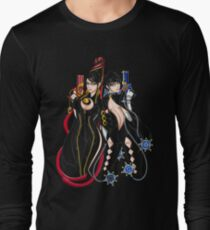 Bayonetta - Umbra Witch - A Long Sleeve T-Shirt