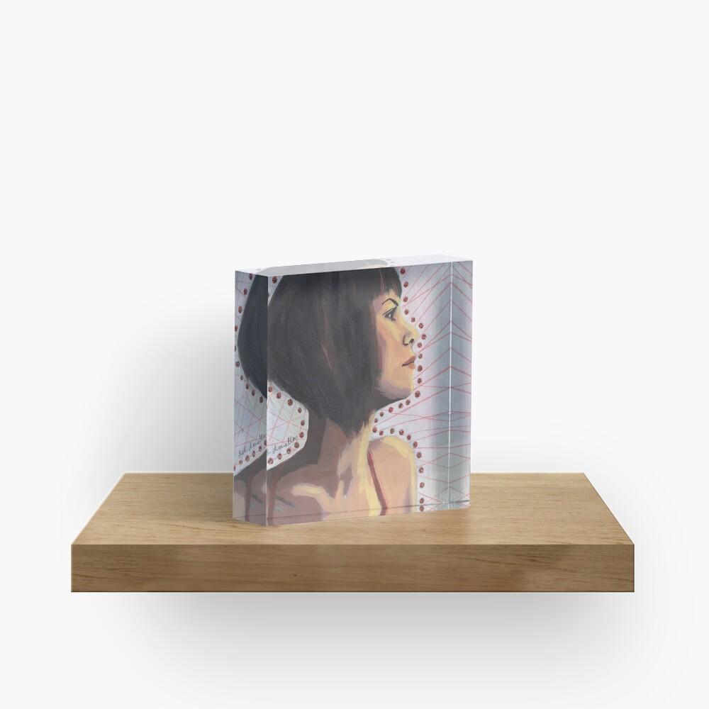 Transformation Acrylic Block