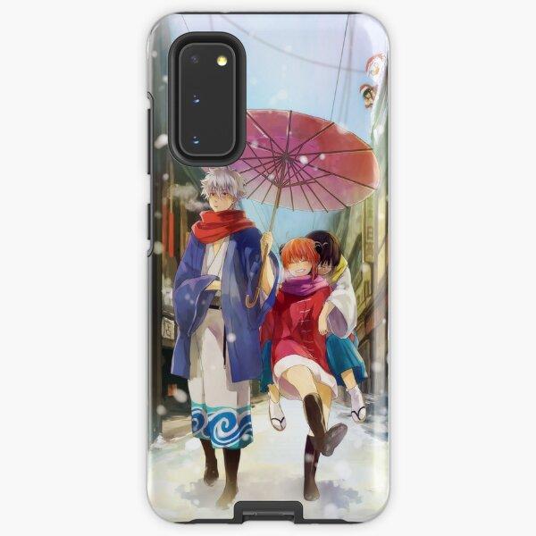 Gintama - Yorozuya Winter Samsung Galaxy Tough Case