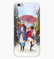 Gintama - Yorozuya Winter iPhone Case