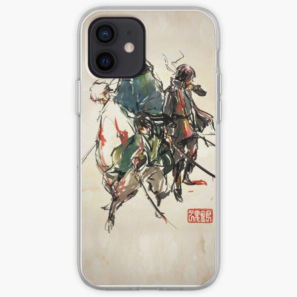 Gintama - Joui Monogatari iPhone Soft Case