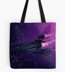 Space Cruiser Tote Bag