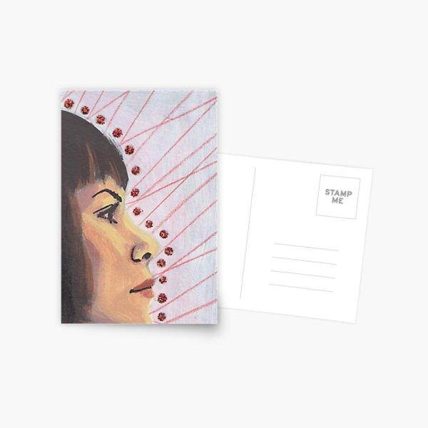 Transformation (card) Postcard
