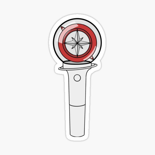 Stray Kids Lightstick Sticker