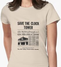 Back to the future - Save the clock tower ! T-Shirt
