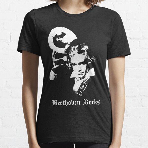 Beethoven Rocks! Essential T-Shirt