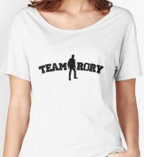 Team Rory Doctor Who  Women's Relaxed Fit T-Shirt