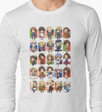 Hetalia Group Langarmshirt