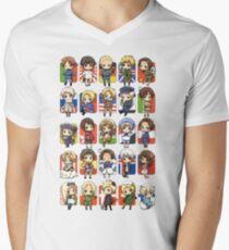 Hetalia Group Men's V-Neck T-Shirt