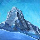 The Majestic Matterhorn by Brian Rex
