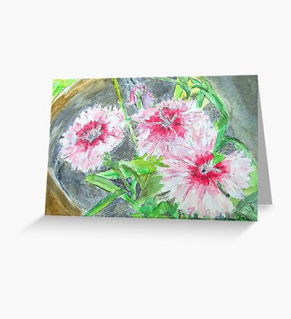 Summertime Beauty Greeting Card