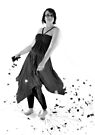 Viv Portrait 4: Dance of Life Part 4 by Corri Gryting Gutzman