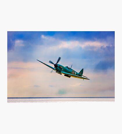 Reconnaissance Spitfire Photographic Print