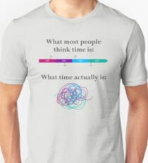 What is time? T-Shirt