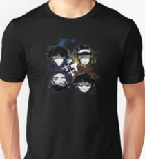 The crew in the stars T-Shirt