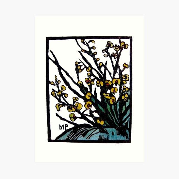 """Bossissia"" by Margaret Preston Art Print"