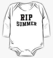 RIP Summer One Piece - Long Sleeve