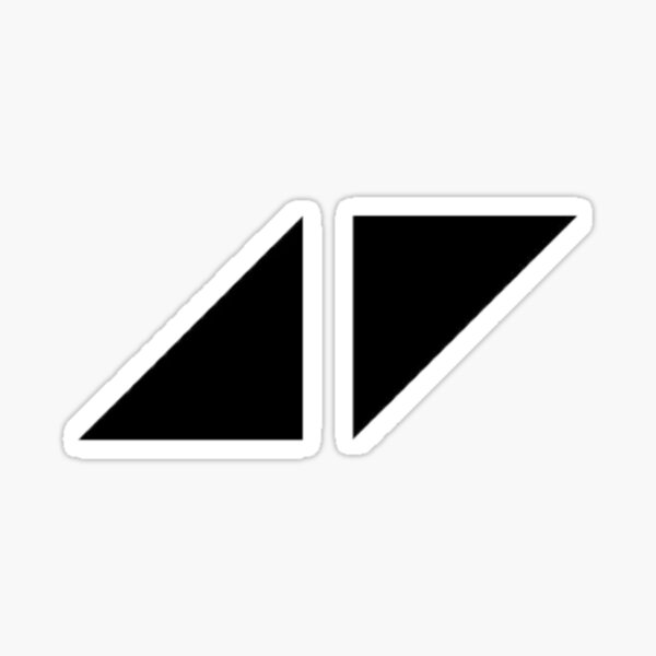 Logo Triangle Avicii Sticker