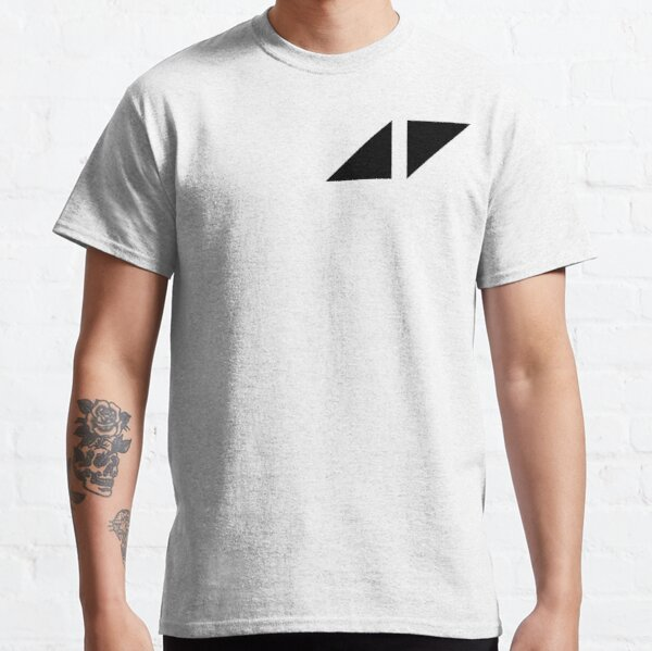Avicii Triangle Logo Camiseta clásica