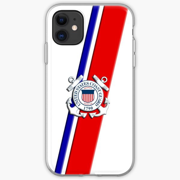 United States Coast Guard - USCG iPhone Soft Case
