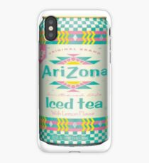 Arizona Iced Tea W/ Lemon Flavor iPhone Case/Skin