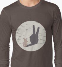 Peace Bunny Long Sleeve T-Shirt