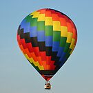 A Beautiful Hot Air Balloon by Eileen Brymer