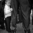Shy Little Guy by photosbytony