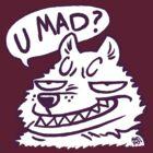 Mad Dogs: U MAD? Shiba - Dark Version by katmomma