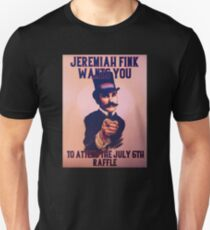 BioShock Infinite – Jeremiah Fink Wants YOU Poster T-Shirt