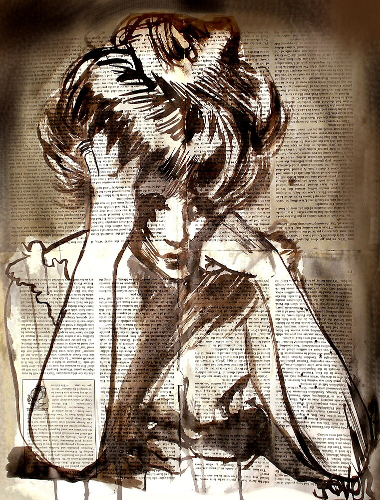 misery by Loui  Jover