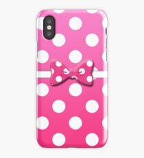 Minnie Pink iPhone Case/Skin