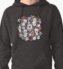 Final Fantasy Moogle-verse II Pullover Hoodie