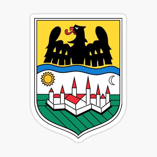 Donauschwaben Wappen Sticker