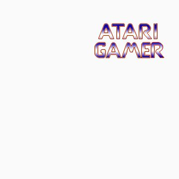 Atari Gamer by stixcreatur
