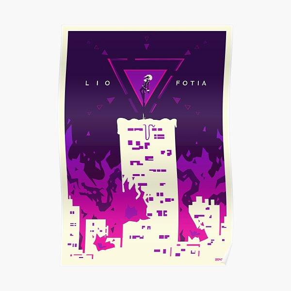 Lio Fotia Poster