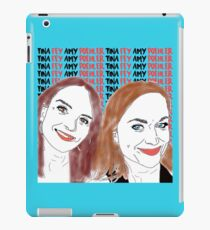 Tina Fey & Amy Poehler  iPad Case/Skin