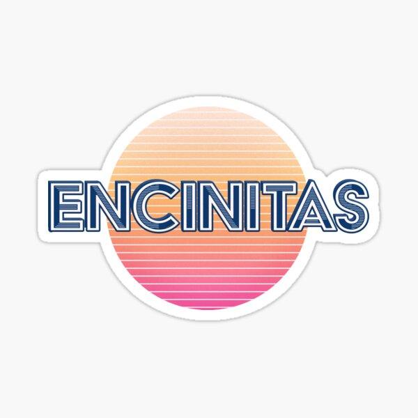 Encinitas CA Sticker