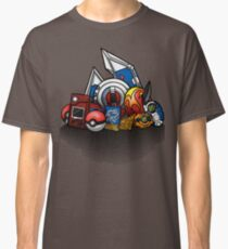 Anime Monsters Classic T-Shirt