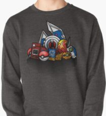 Anime Monsters Pullover