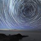 Flinders Star Trails: Ring Effect by Alex Cherney