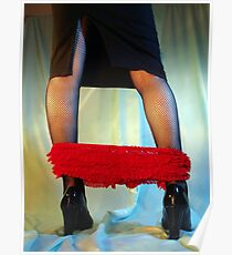 Red Knickers Poster