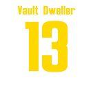 Vault Dweller 13 by BraDalli