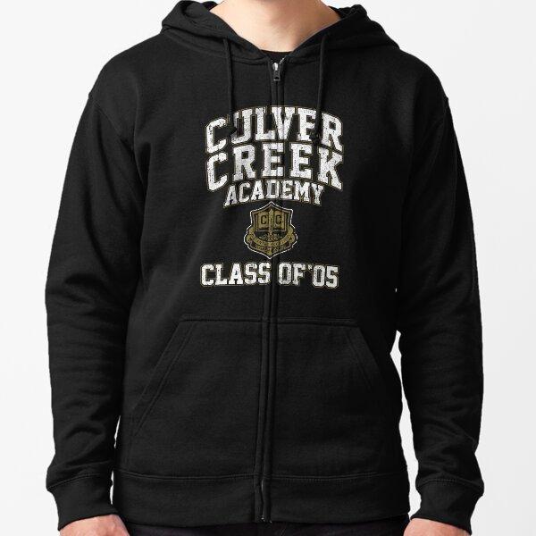 Culver Creek Academy Class of 05 Zipped Hoodie